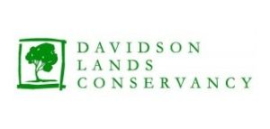 Logo for Davidson Lands Conservancy