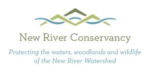 Logo for New River Conservancy
