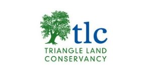 Logo for Triangle Land Conservancy
