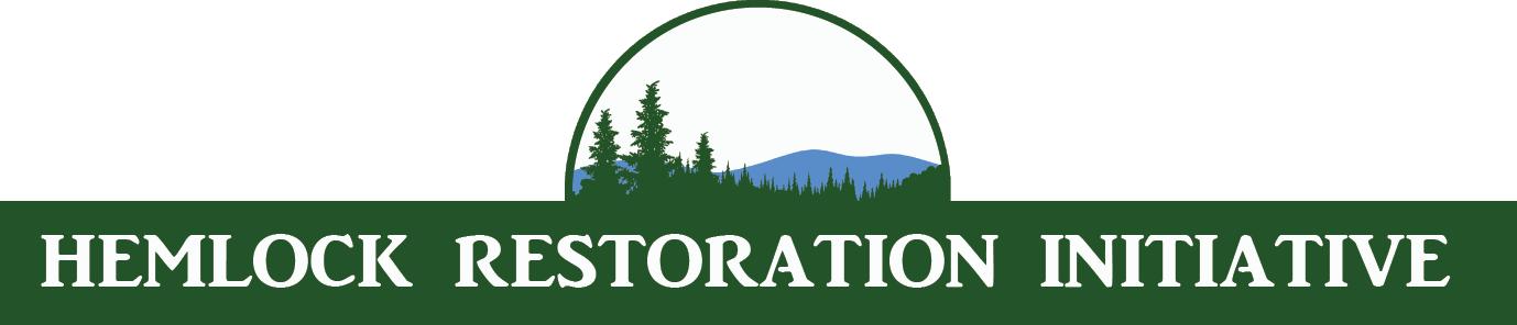 Hemlock Restoration Initiative Logo Long